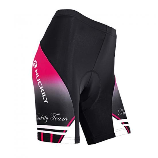 Padded Lycra Cycling Shorts Bikers Anti-Bacterial Pads MTB Road Tights Shorts