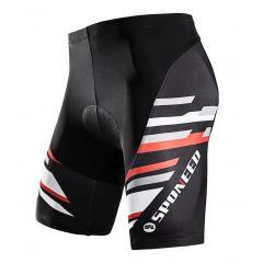 Men's Cycling Shorts 4D Silica Compression Biking Half Pants