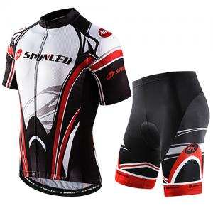 Bicycle Jersey Pad Bike Shorts Suits for Men Bikin..