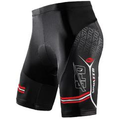 Cycling Shorts Padded Road Bike Ride Tights Gym Spin Bottoms