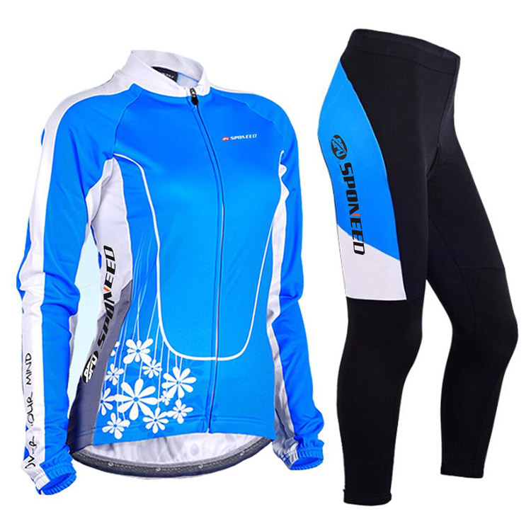 Bicycle Jersey Women Bike Pants Mountain Cycle Sports Unifor..