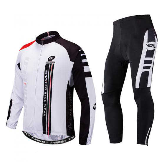 Bicycle Clothing Men MTB Cycling Jersey Bike Tights Quick Dr..