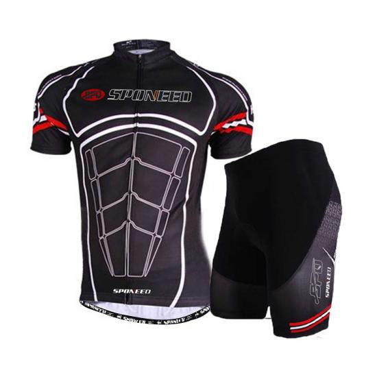 Cycling Jersey Sets Padded Bike Shorts MTB Cycle Sportswear..