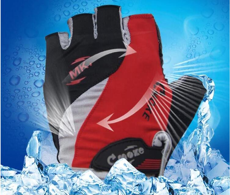 Bicycle Gloves for Men/Womens Anti-sweat Breathable Bike Mit..
